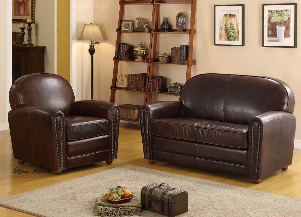 decorating with a small apartment designing with leather